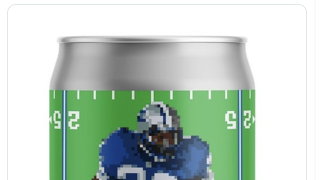 Lions legend Barry Sanders threatens legal action against Detroit brewing company after release of new beer