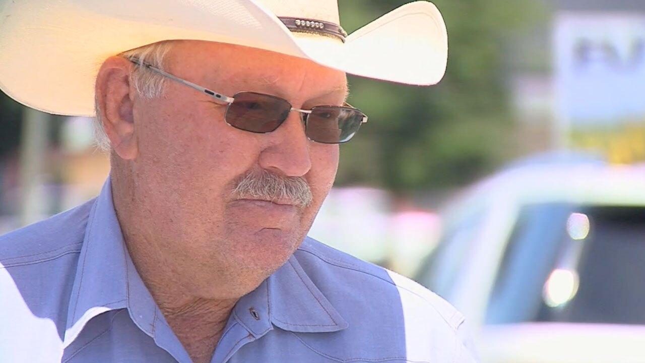 Buddy Davis, Okeechobee resident
