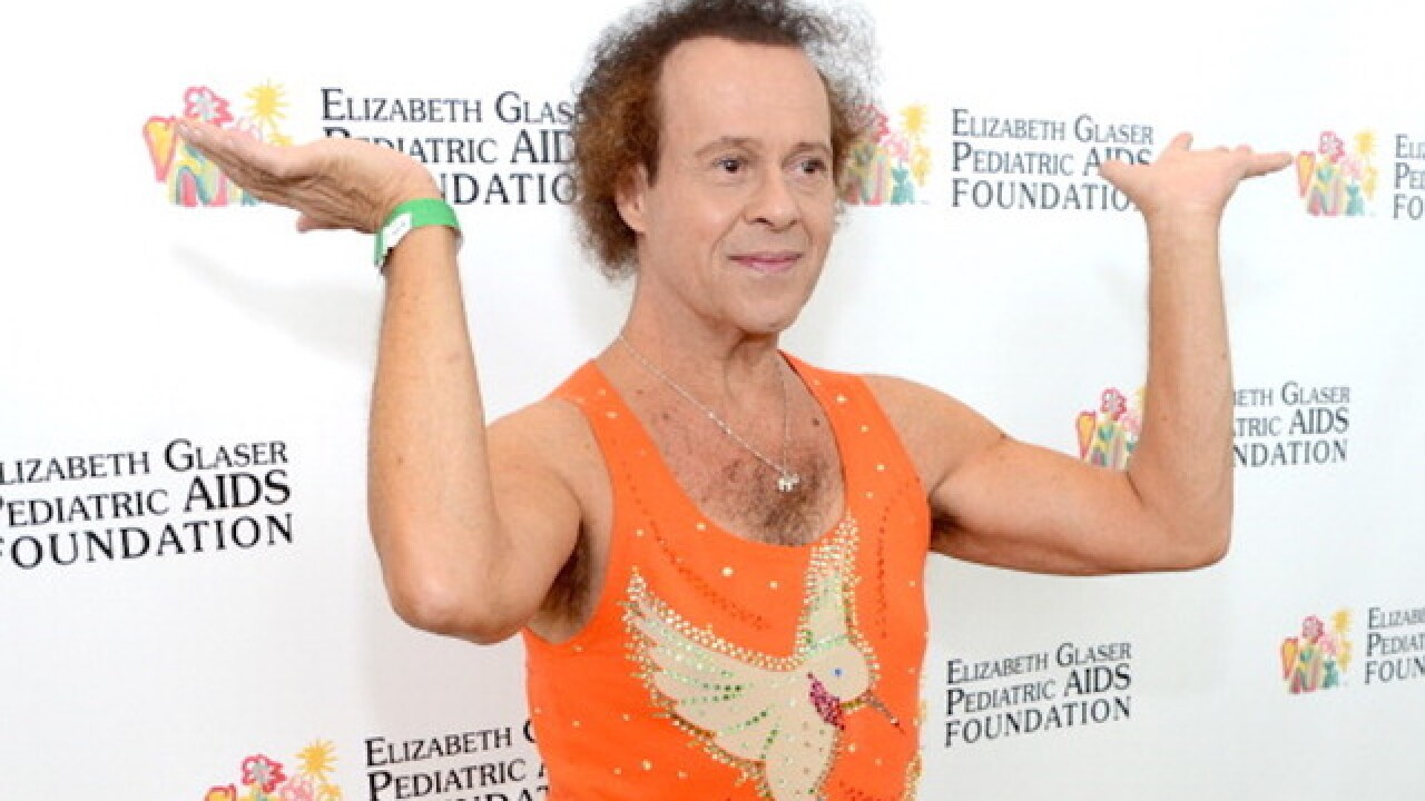 Richard Simmons denies rumors that he is transitioning genders