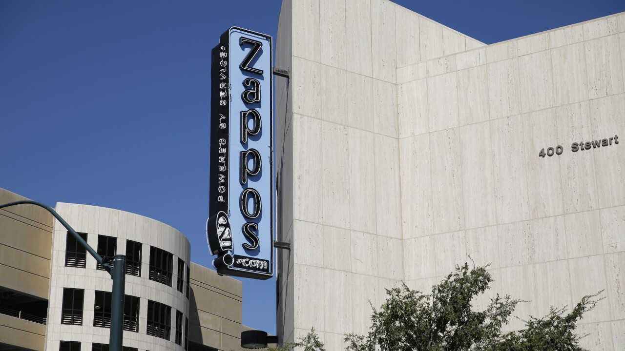 Zappos testing buying single shoe or different sizes