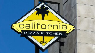 California Pizza Kitchen is filing for bankruptcy