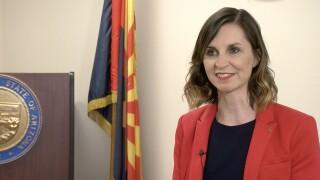 Arizona Superintendent of Public Instruction Kathy Hoffman