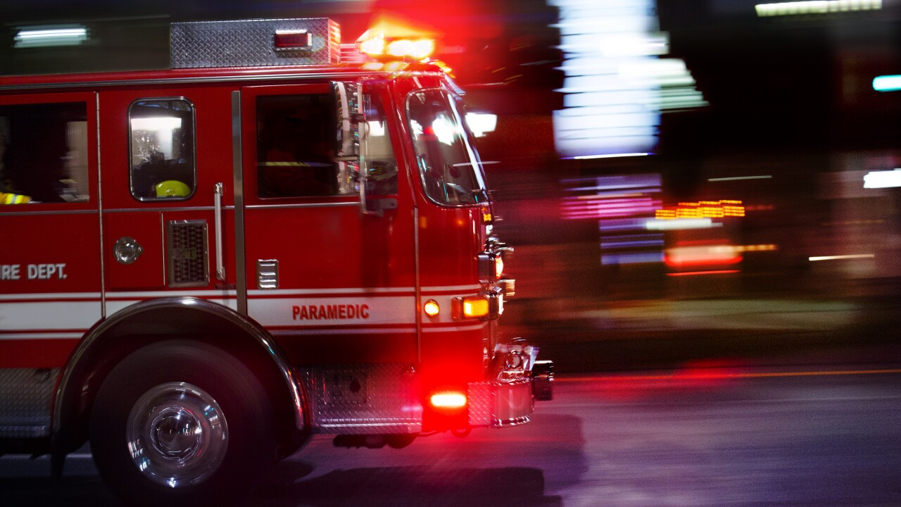 Norfolk firefighters respond to house fire