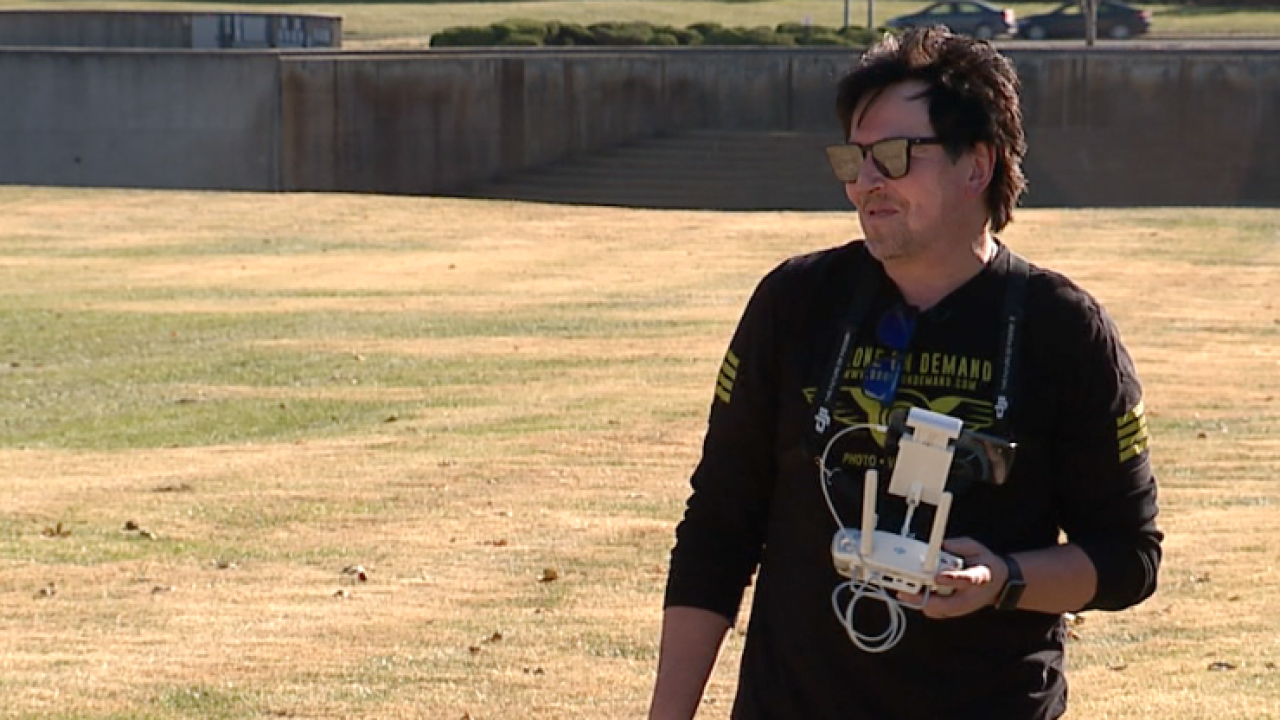Drone on Demand founder
