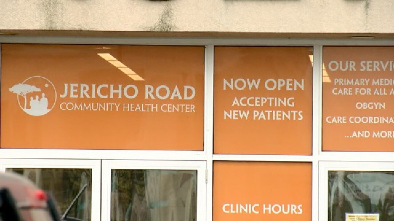 Jericho Road opens new health center in Buffalo