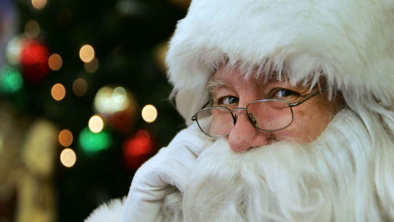 Santa grants dying boy's final wish