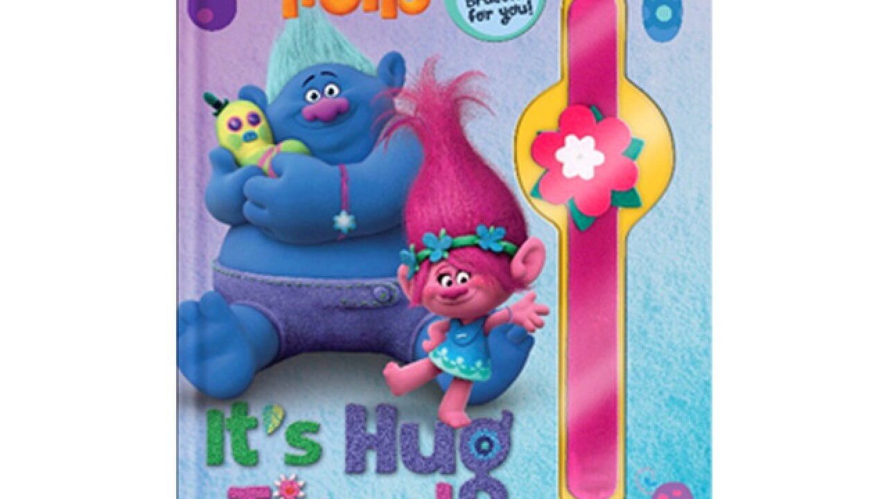 "79,000 ""Trolls"" bracelets recalled over safety danger"