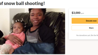 GoFundMe created for victim involved in shooting over snowball throwing