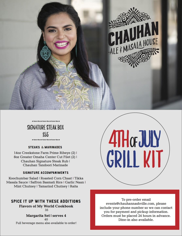 July 4th food Kit