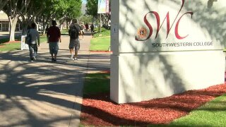Southwestern College on alert after threat
