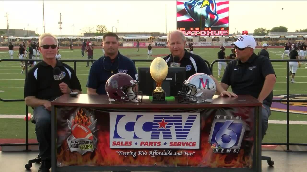Coachspeak: Vets vs. Flour Bluff