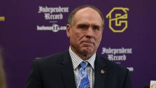 WATCH: Mike Van Diest retirement press conference