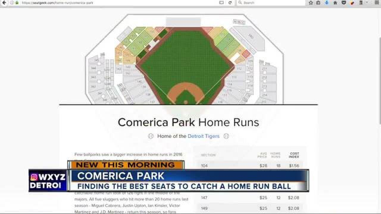 How to increase your odds of catching a home run ball at ...