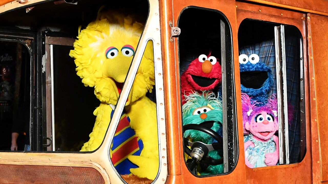 'Sesame Street' marks 50th anniversary with 10-city festival tour