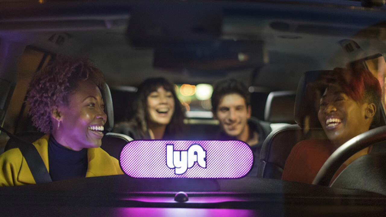 Lyft had a $63 million impact in Denver in 2017, company report shows