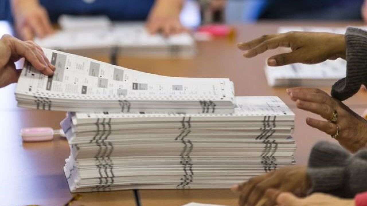 Florida General Election recount timeline according to Department of State