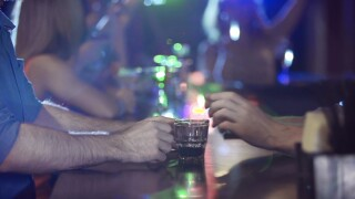 How will CCPD enforce the 25 percent capacity rule for bars