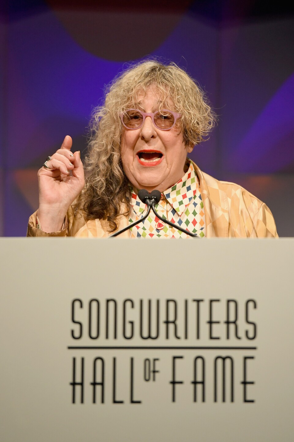 Songwriters Hall Of Fame 49th Annual Induction And Awards Dinner - Show