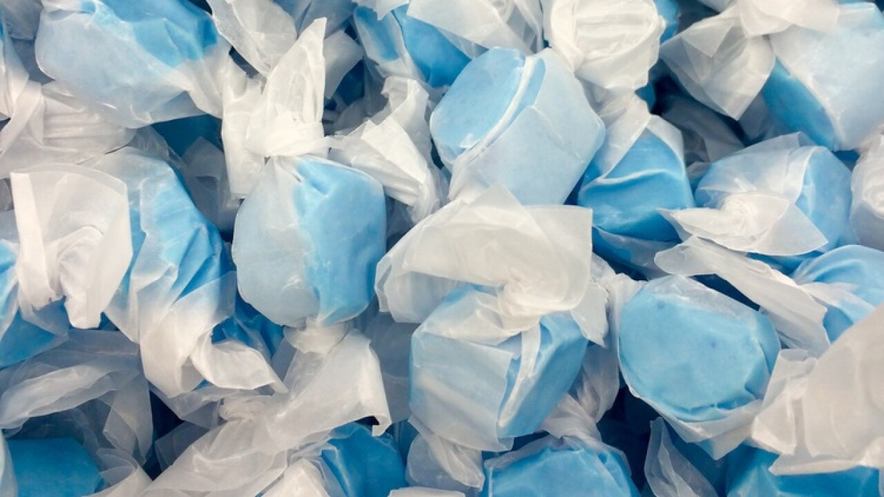 May 23rd is National Taffy Day