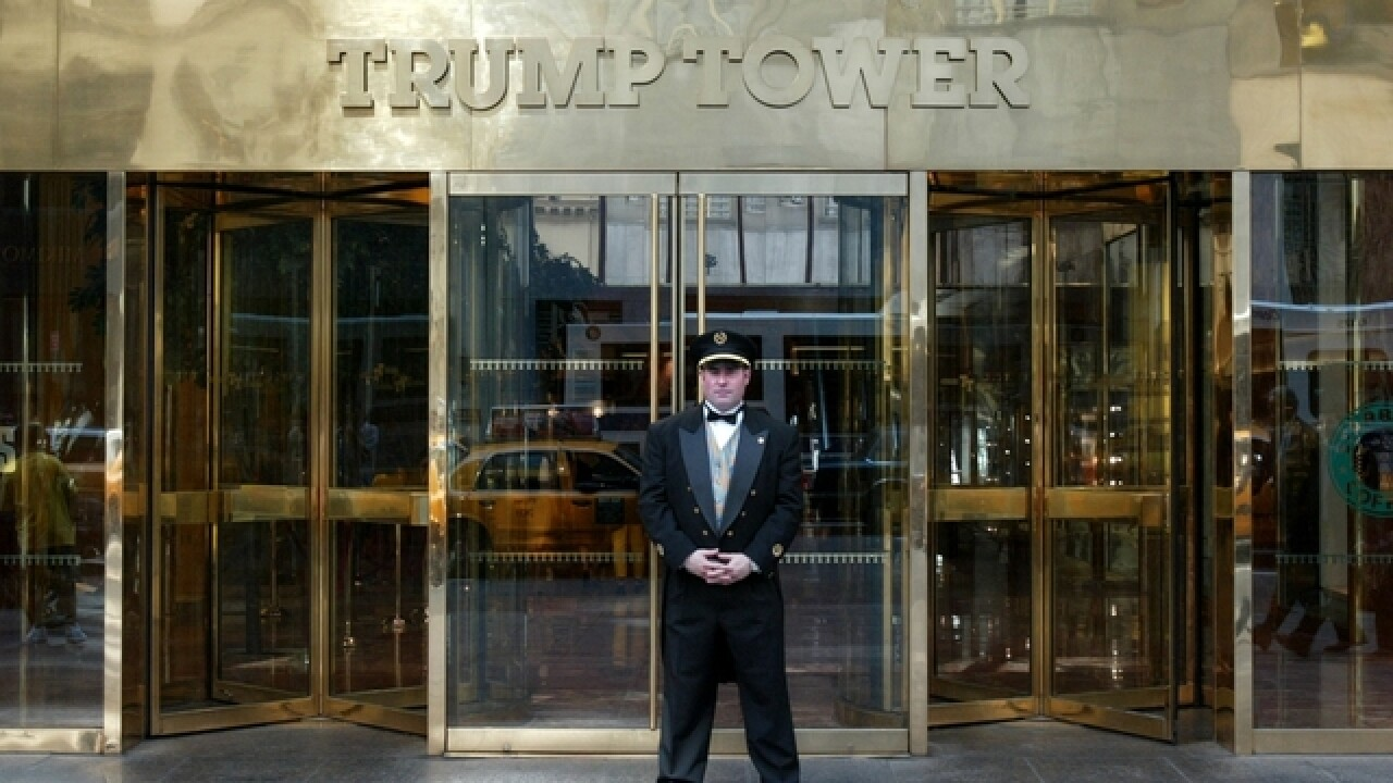 All clear at Trump Tower after brief evacuation