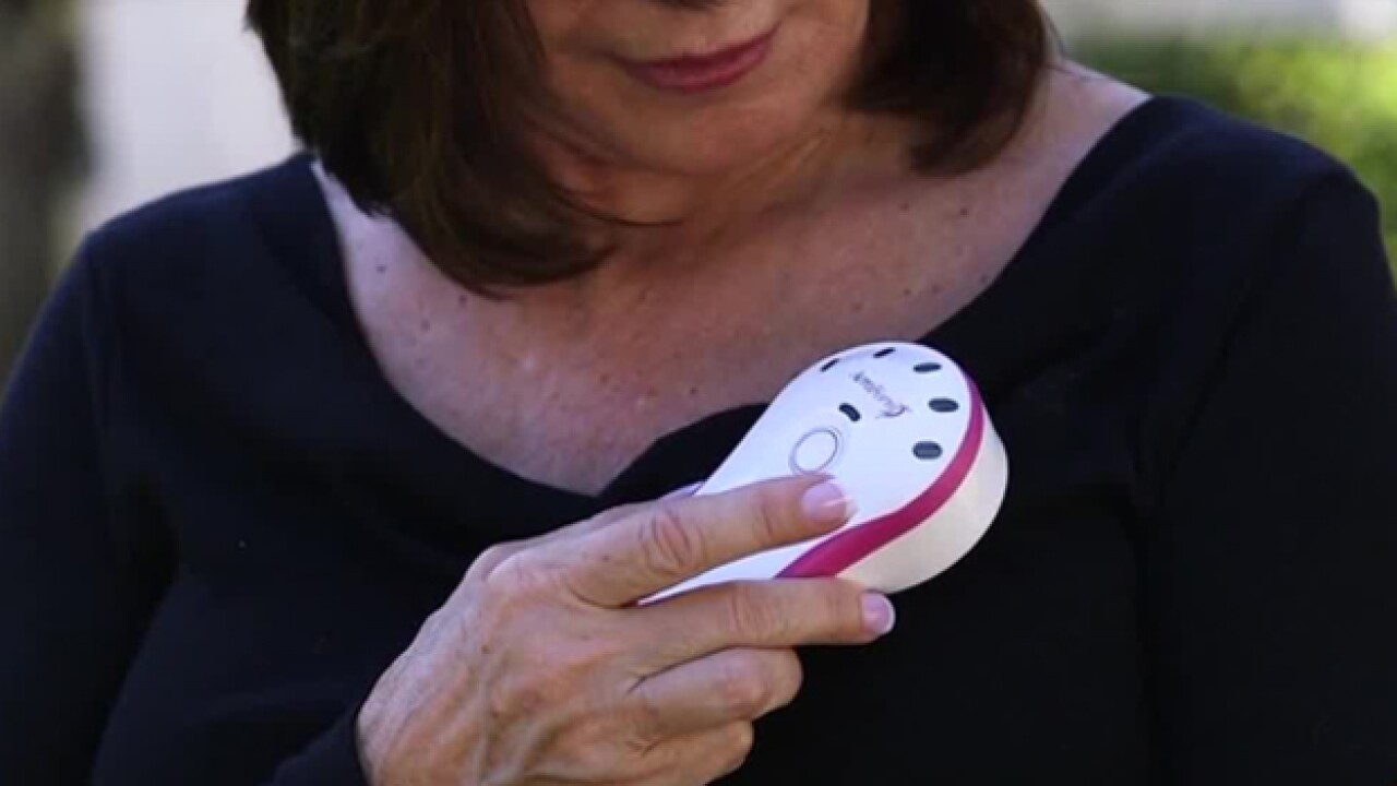 'AeroForm' Device Helps Breast Cancer Patients Recover