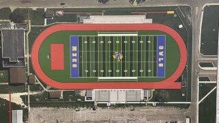 Odem's new football stadium