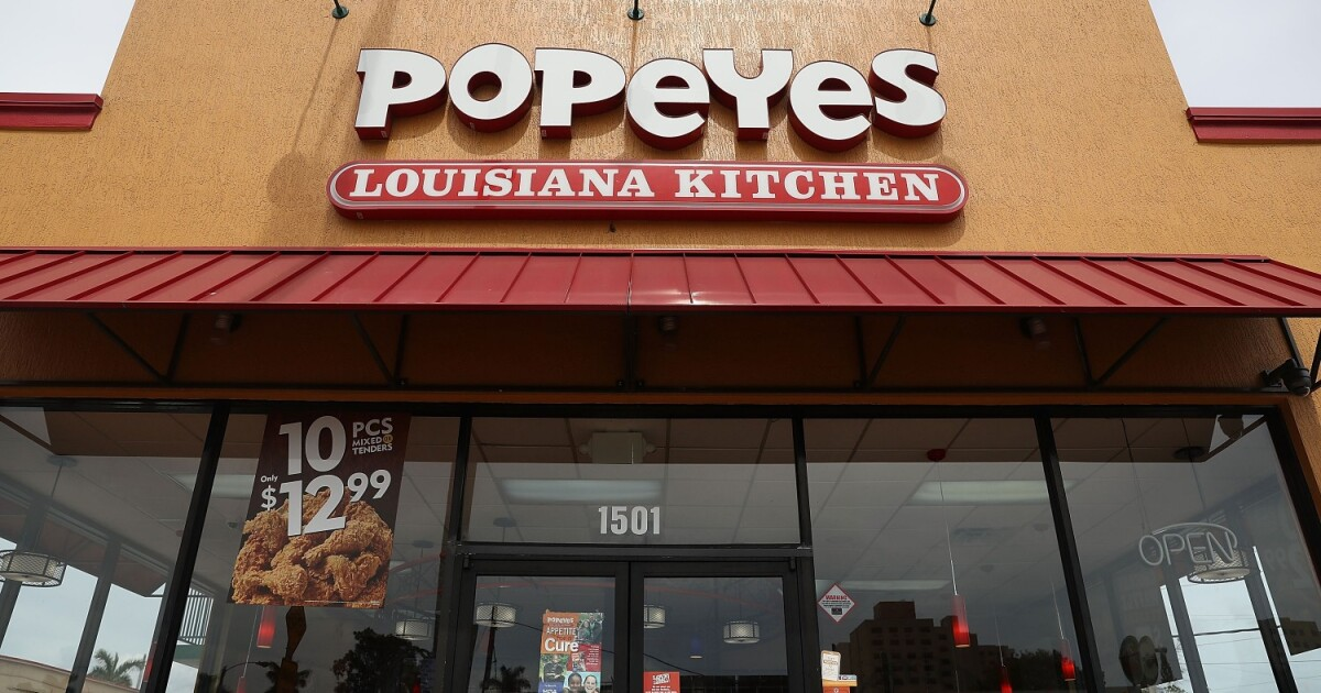 Family Feud contestant gets gift from Popeyes after viral gaffe