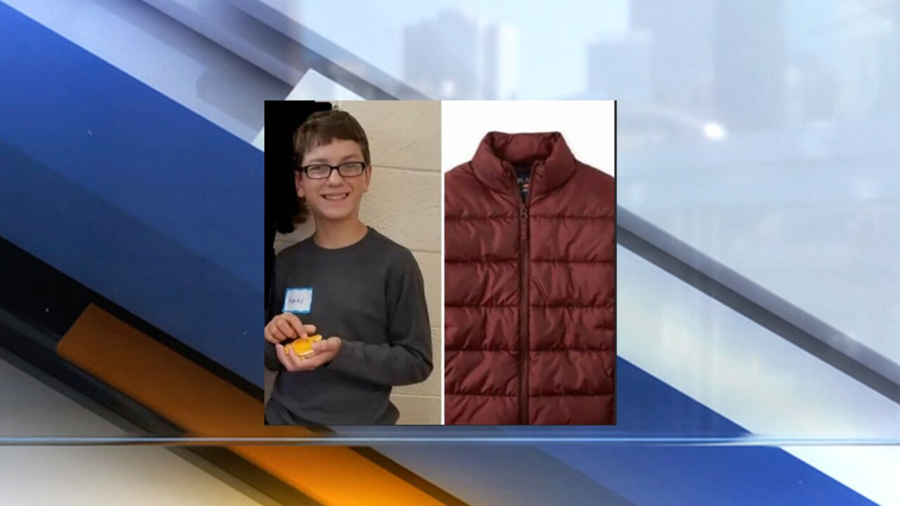 State calls off search for Harley Dilly, boy recovered