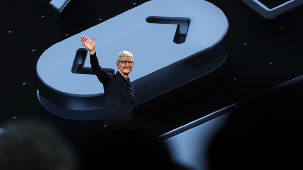 Will Apple's announcement Wednesday be about more than phones?