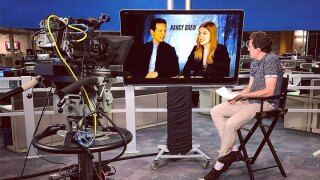 Arizona native Kennedy McMann, and Scott Wolf from CW's 'Nancy Drew' open up about the new show