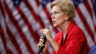 Warren campaign fires national organizing director amid inappropriate behavior accusations
