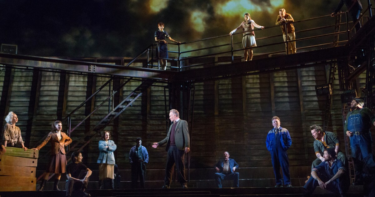 Tickets on sale Friday for 'The Last Ship' in Detroit starring Sting - WXYZ