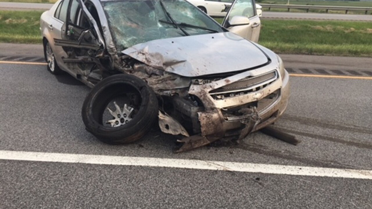 Three from Painesville killed in wrong-way crash in Indiana