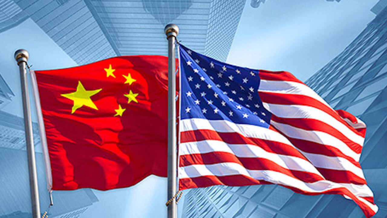 How much ammo does China have for a trade war?