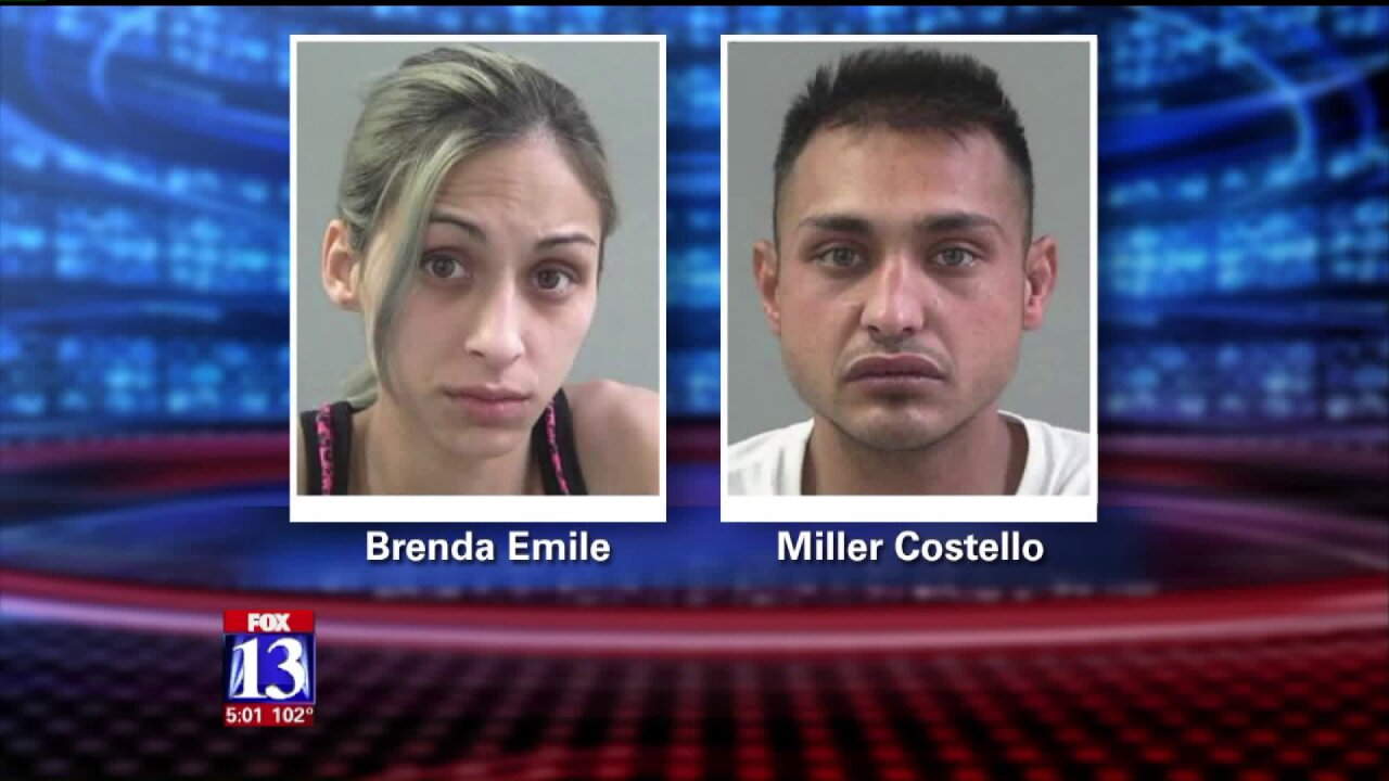 Ogden parents accused in death of 3-year-old daughter