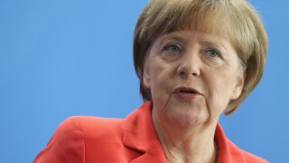 Angela Merkel named Time's Person of the Year