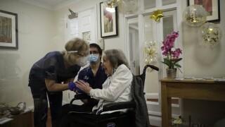 Virus Outbreak Global Milestone