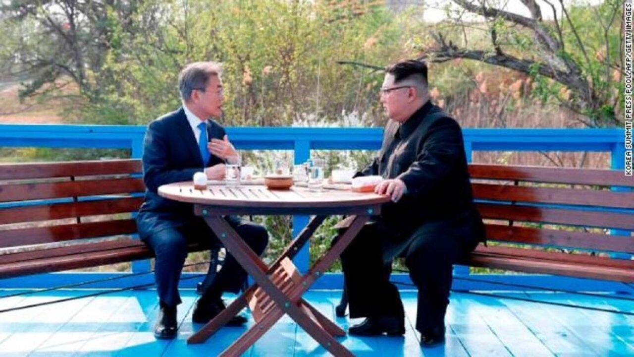 North and South Korea vow to end the Korean War in historicaccord