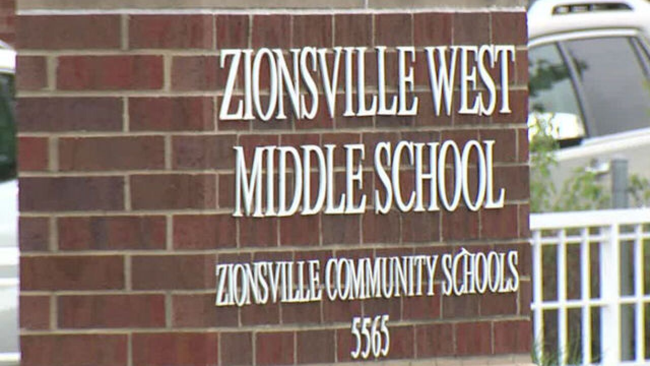 Zionsville school briefly placed on lockdown after ammunition found on property