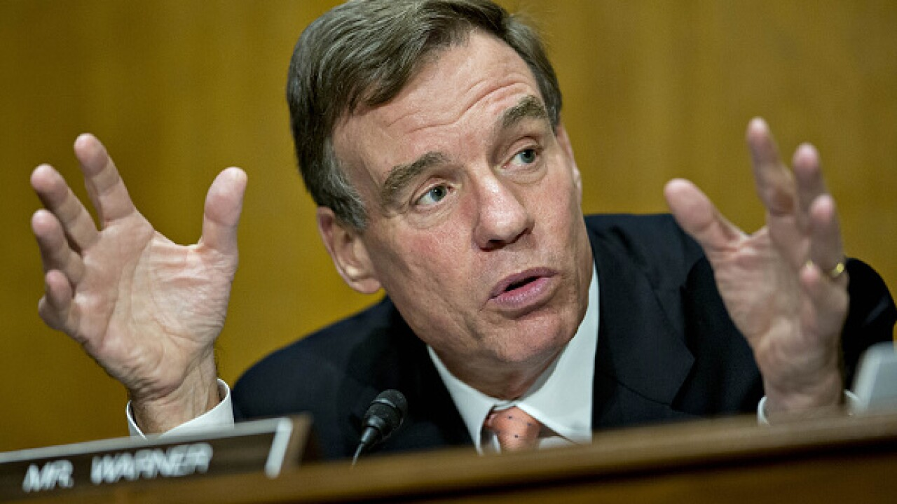Warner: 'Unbelievable' President Trump wasn't told about meeting