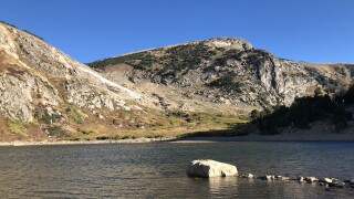 St. Mary's Glacier and St. Mary's Lake_September 2018