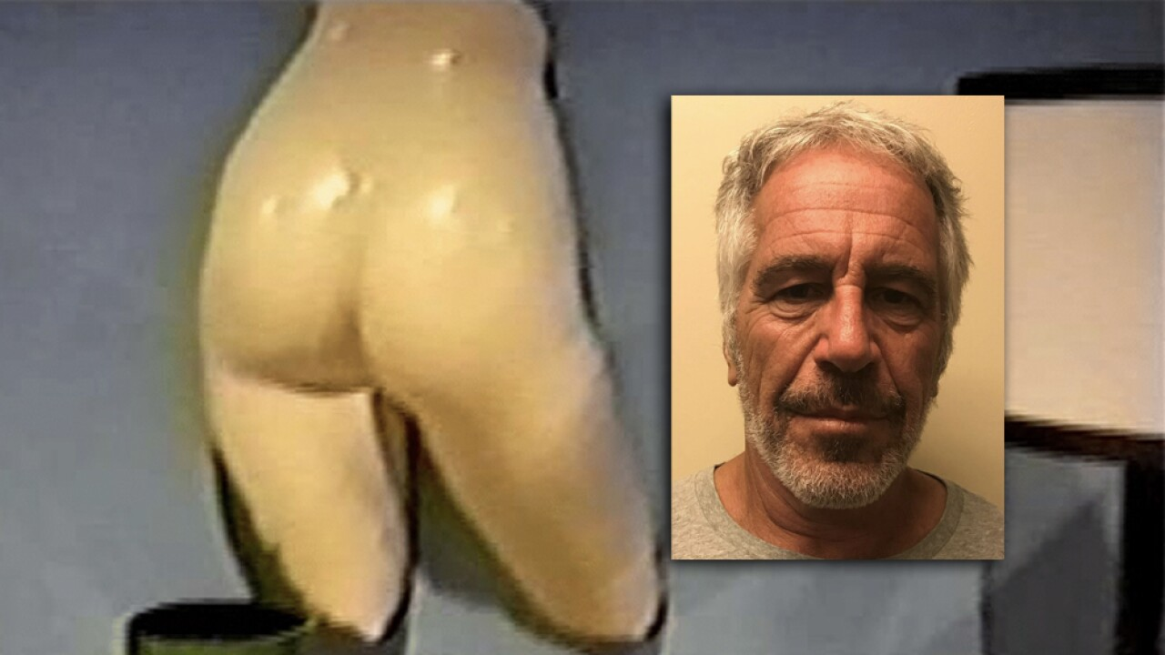Photos taken from an search warrant on Jeffrey Epstein show inside of accused sex trafficker's home