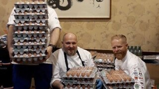 Olympics: Chefs end up with 13,500 extra eggs after putting grocery list through Google Translate