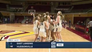 Hudsonville girls basketball