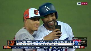 Trade rumors: Manny Machado expected to go to the LA Dodgers