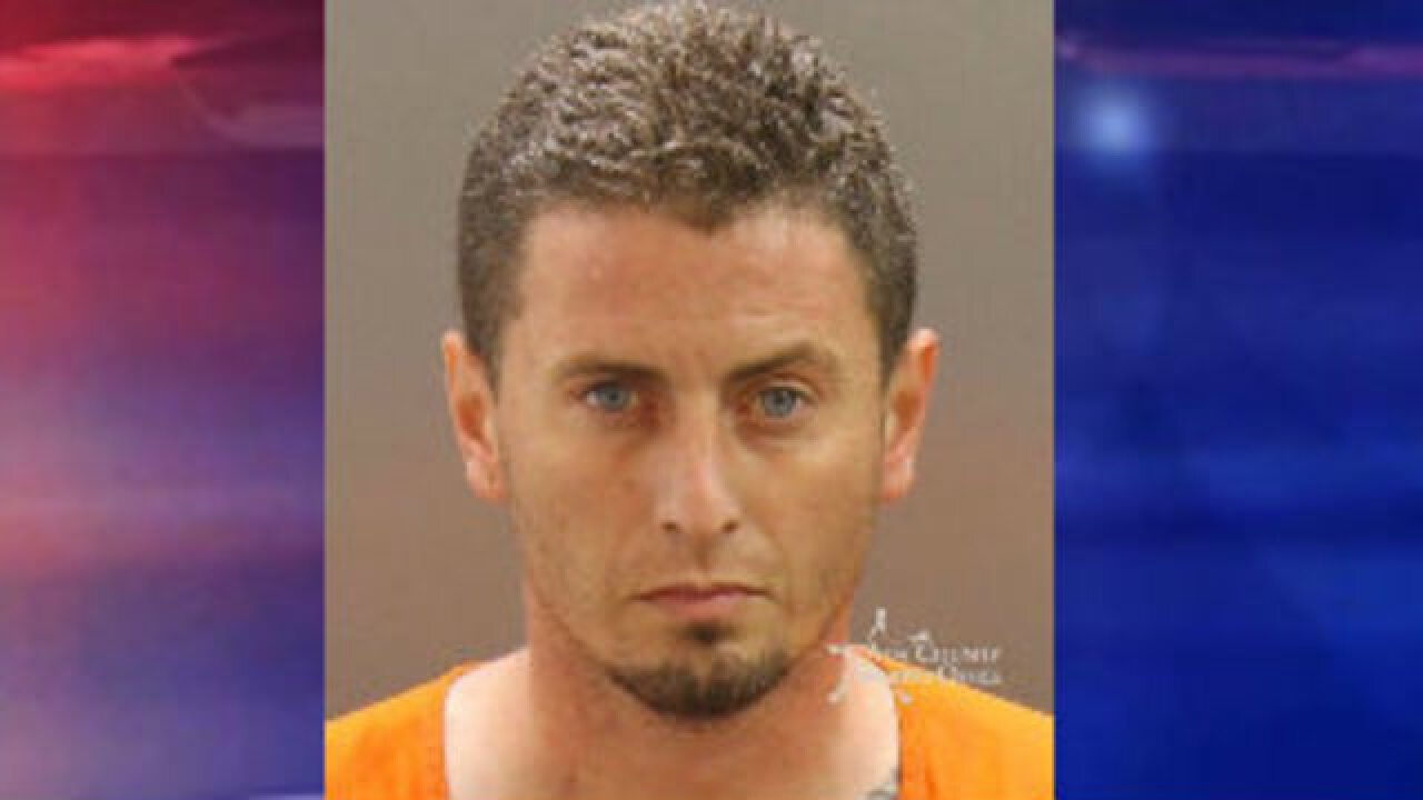 "Boise man arrested after ""shots fired"" call"