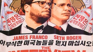 'The Interview' is a hit with media pirates