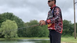 Kevin VanDam reels in fishing accolades