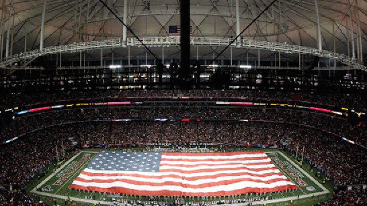 NFL will return $700K in 'paid patriotism' funds