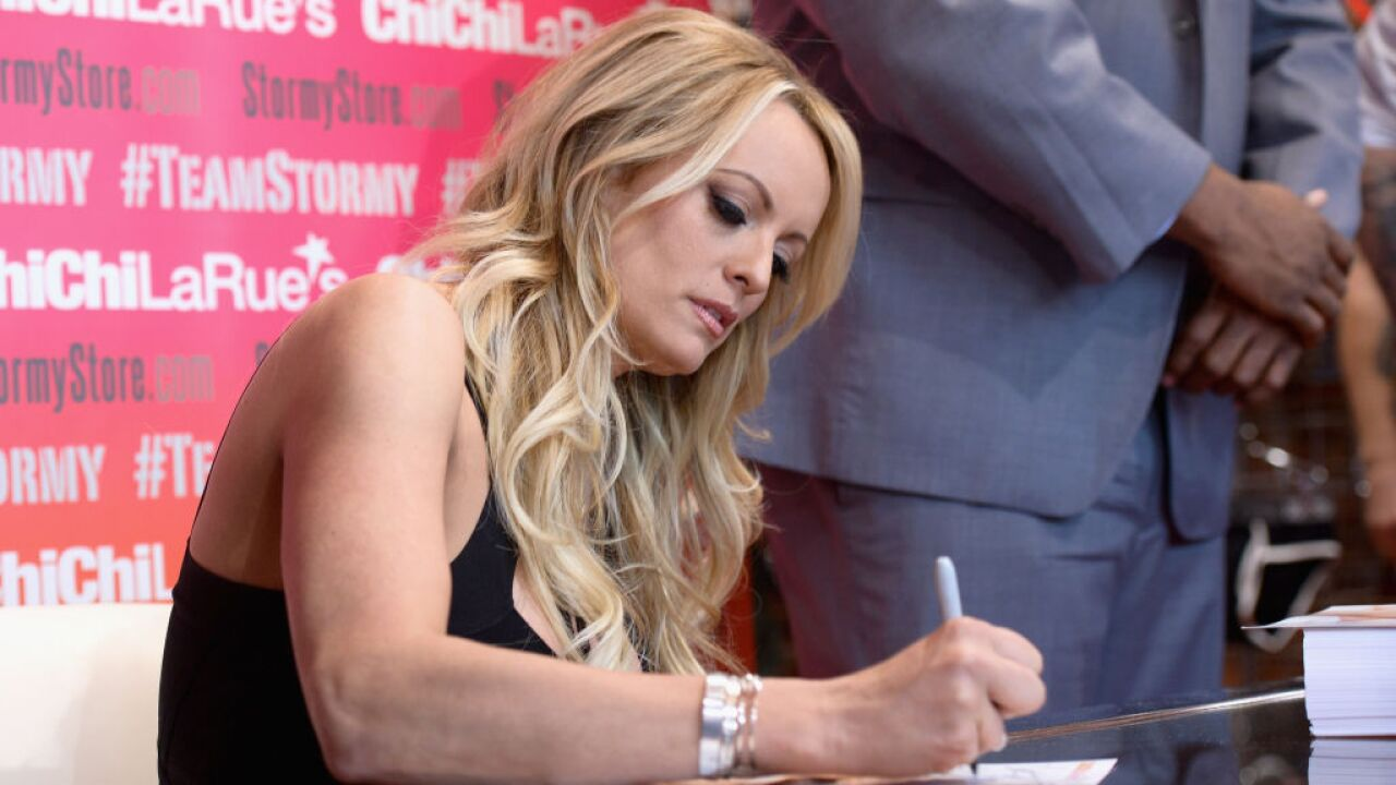 Stormy Daniels issues statement on Cohen testimony: 'I remember the fear you feel'